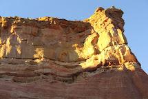 Elva Barnett Rock Formation Wallpaper Hd