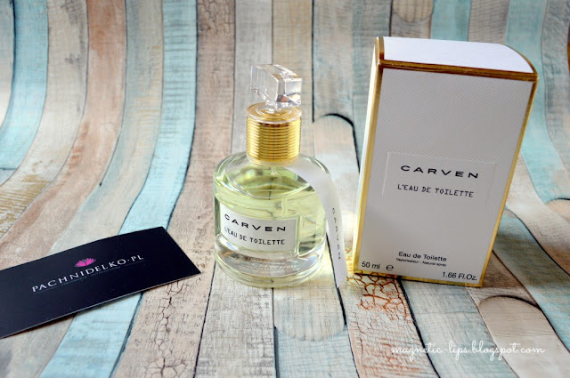 carven woda toaletowa blog