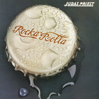 "JUDAS PRIEST ""ROCKA ROLLA"""