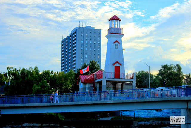 Port Credit - latarnia (lighthouse)