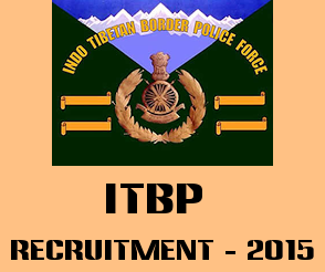 ITBP-158-Head-Constable-Recruitment-2015 Bu B Ed Application Form on