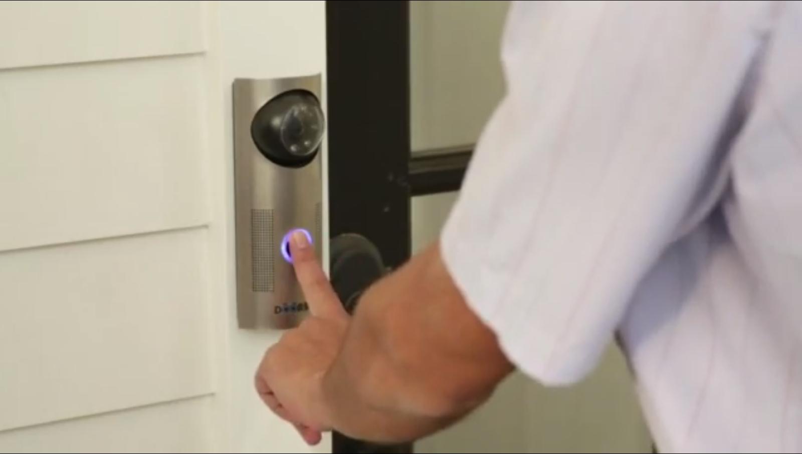 Okokno Doorbot The Wi Fi Enabled Quot Smart Quot Doorbell