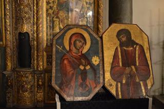 Έντεκα εικόνες εκλάπησαν από ιερό ναό στα ελληνοαλβανικά σύνορα