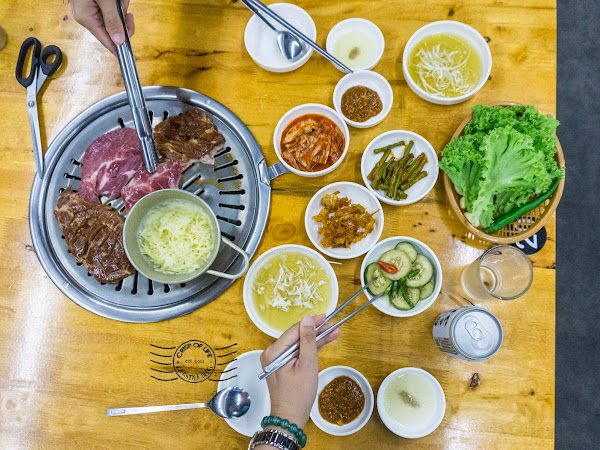 Sae Ma Eul BBQ Korean Restaurant @ Automall, Georgetown, Penang