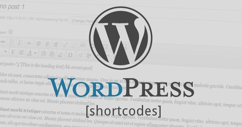 Bütün Herseyi Yapabileceğiniz Wordpress Eklentisi