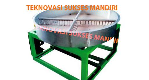 Mesin pengolah gula semut