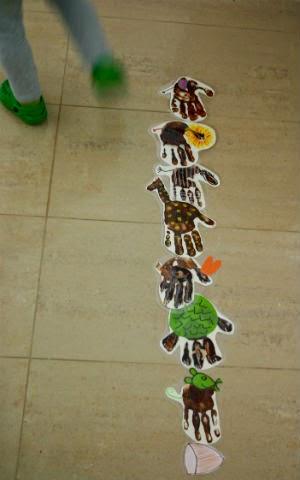 Titeres libro infantil La avellana, cuentacuentos