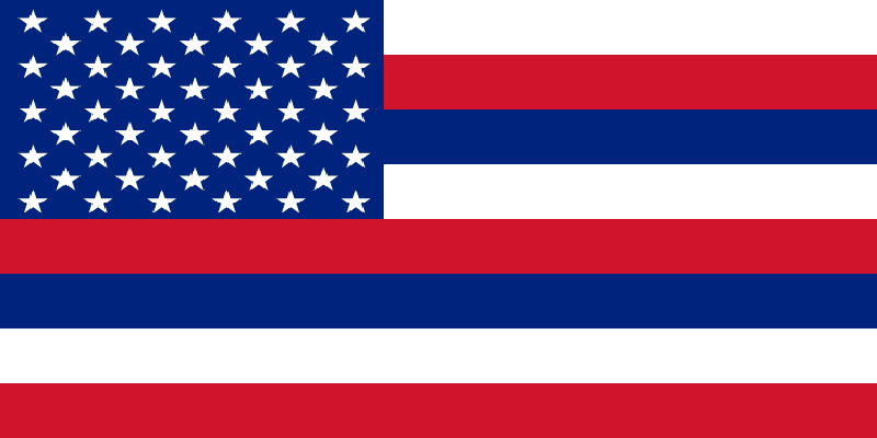 1d89d71a190 I can understand the criticism that the stripe colors don t really  differentiate it enough from the American flag. The number of stars is  appropriate