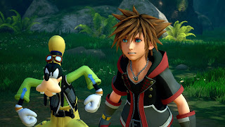 Kingdom Hearts 3 video game for pc free