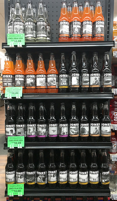 Jones Soda in Alexandria