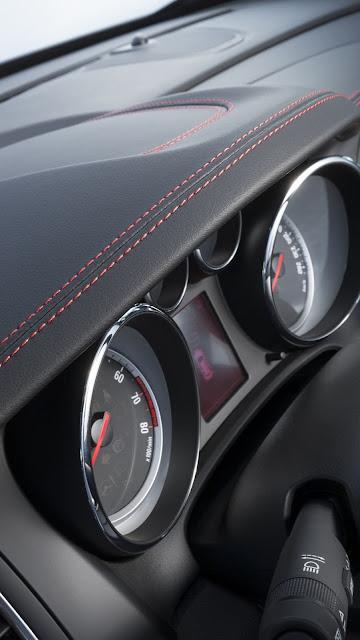Opel Cascada Supreme - Tablero de Instrumentos