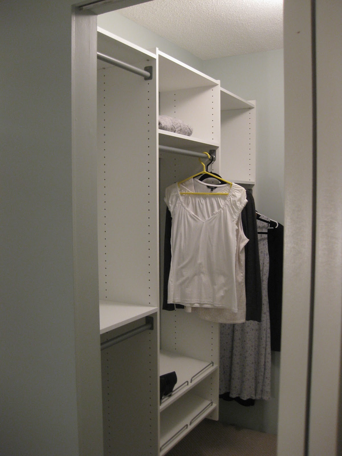 I Love My Closet Now