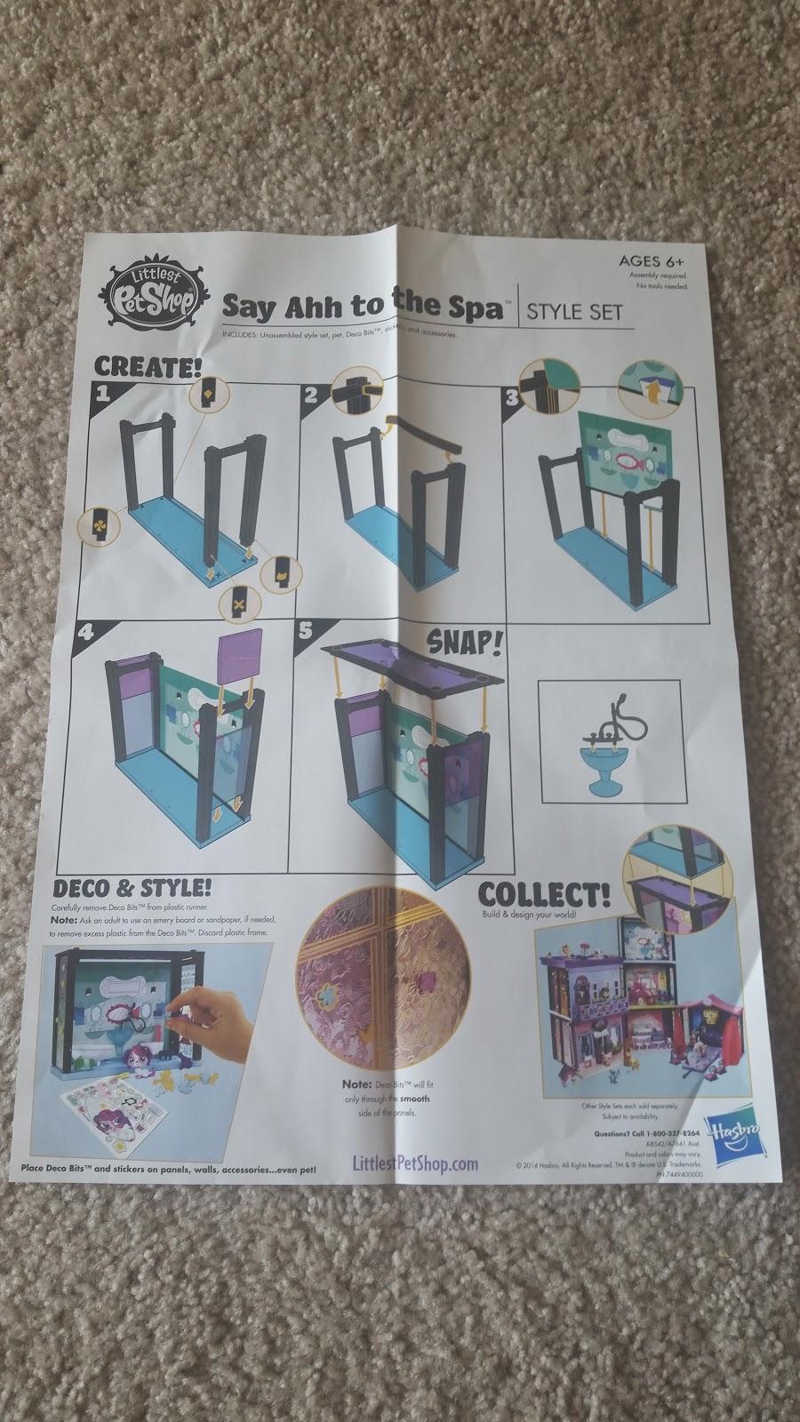 Littlest Pet Shop Pawsabilities Collection Sets Review #LPS via www.Productreviewmom.com