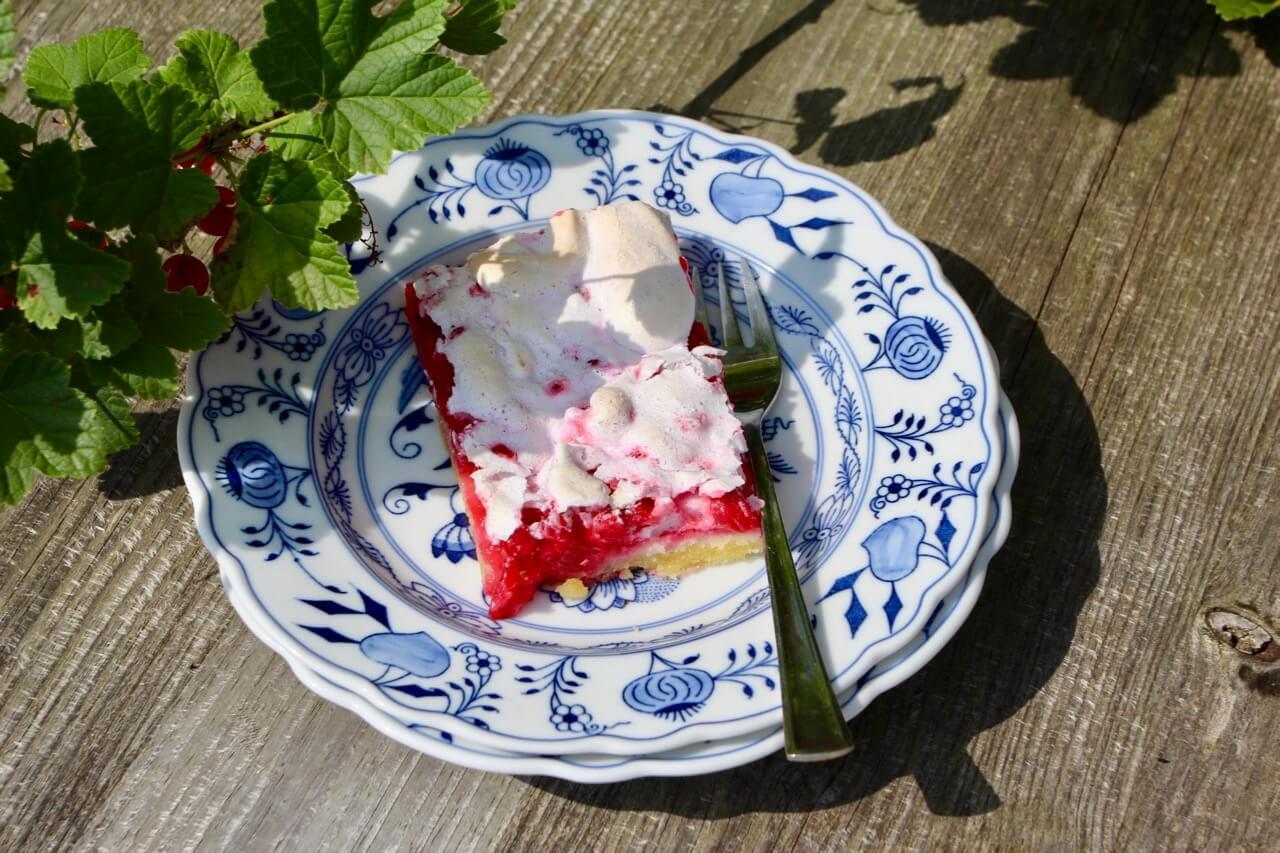 Rezept Ribiselkuchen