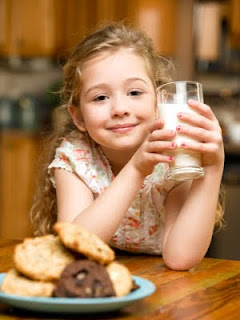 Milk and Healthy Kids