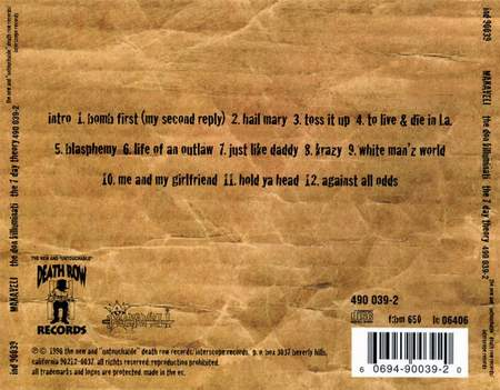 Makaveli the 7 day theory album download