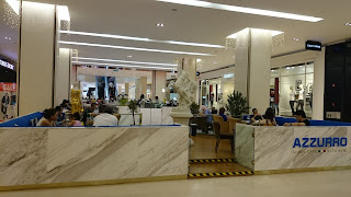 Azzurro Italian Cafe Pavilion Bukit Bintang Kuala Lumpur