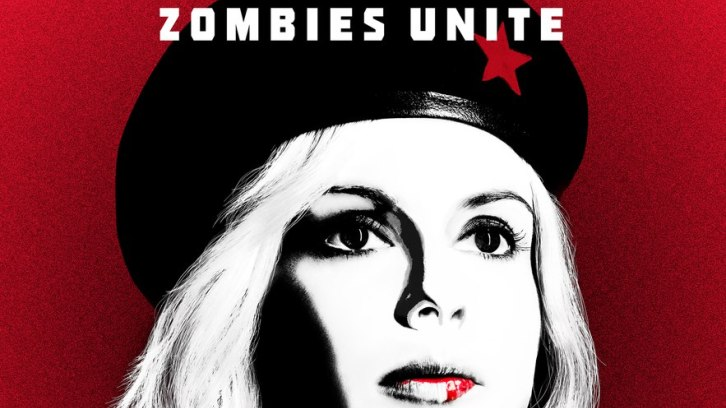 iZombie - Season 3 - Promos, Interviews + Poster *Updated 24th March 2017*