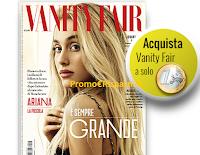 Logo Coupon omaggio per acquistare Vanity Fair a solo 1€