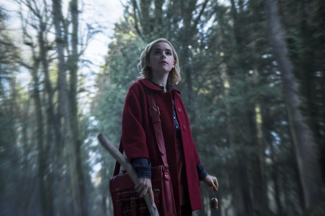 Get to Know the Characters of Netflix's CHILLING ADVENTURES OF SABRINA