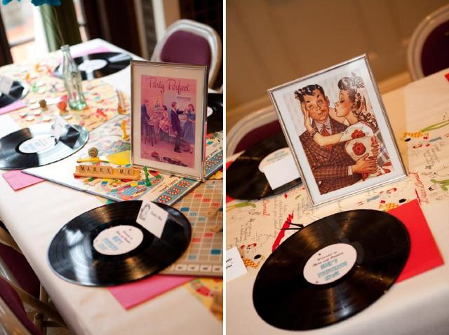 Pure Hair: 1950's Inspired Wedding
