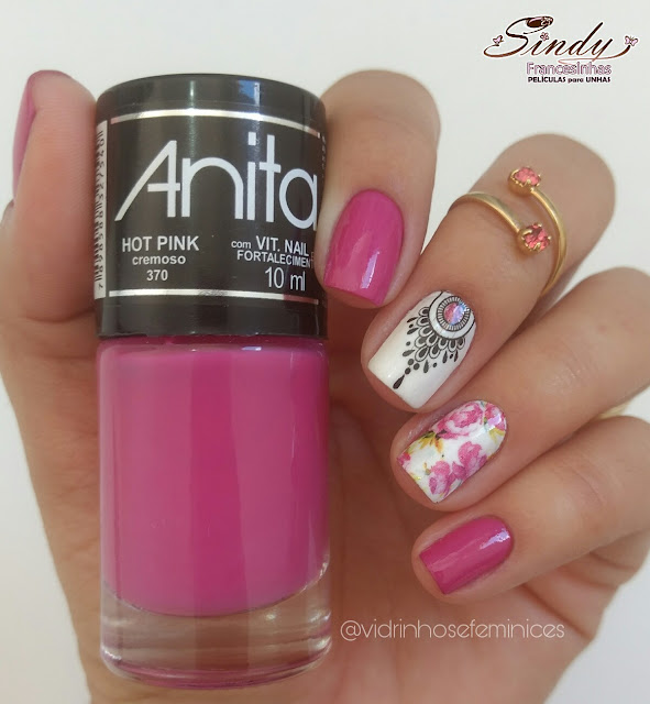 Hot Pink - Anita + Sindy Francesinhas