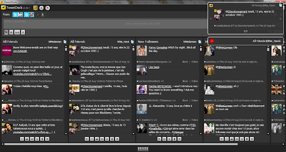 tweetdeck client