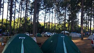 Camping no Lagoa Termas Parque