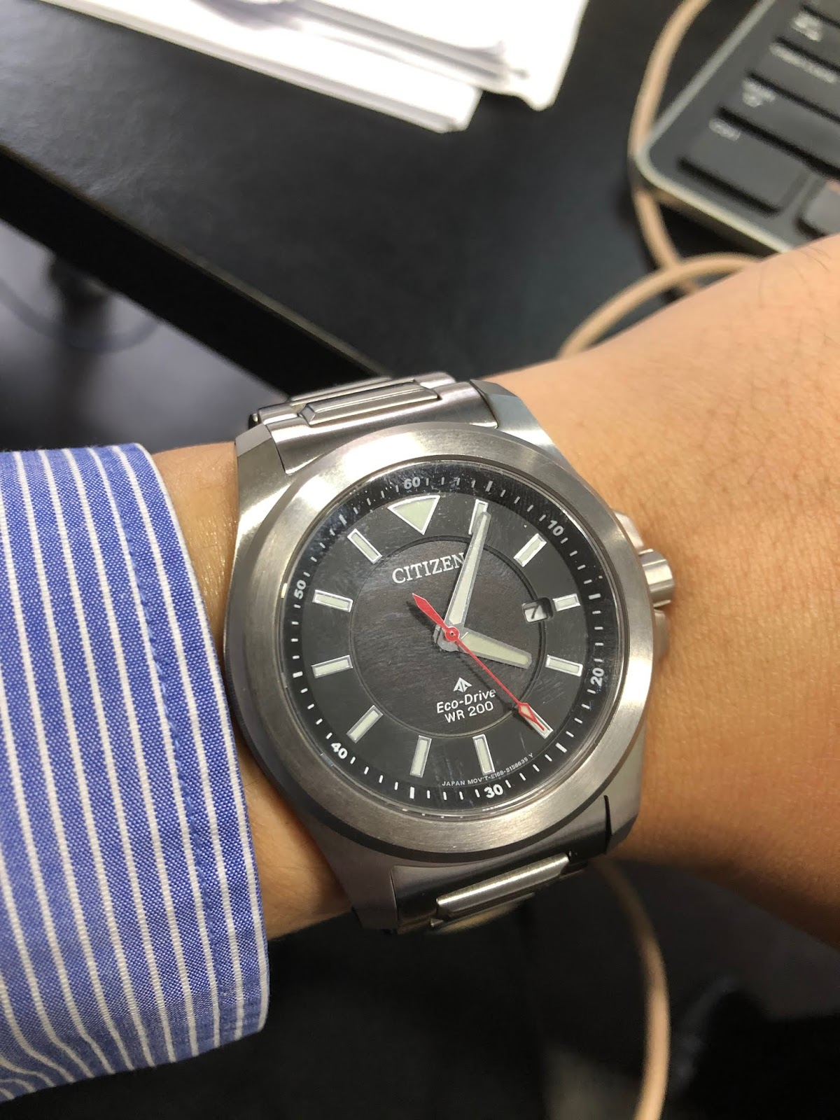 My Eastern Watch Collection Citizen Bn0211 50e Promaster