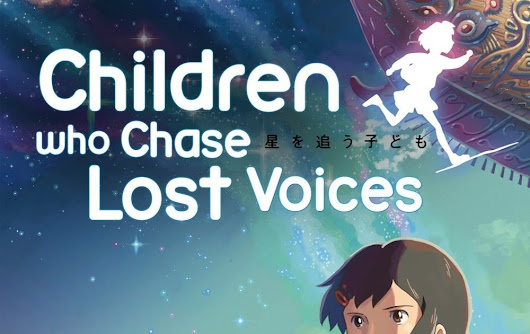 Children Who Chase Lost Voices #review
