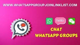 Chat WhatsApp Group Join Link List