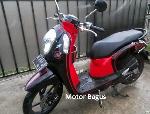 Pasaran Harga Motor Scoopy Bekas Terbaru 2019 Motor Bagus