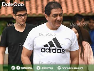Carlos Pontons visitó al plantel de Oriente Petrolero en la pretemporada en Casa Campo - DaleOoo