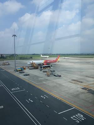 名古屋 中部国際空港からハノイへの直行便LCC