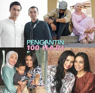 Drama Pengantin 100 Hari (TV3)