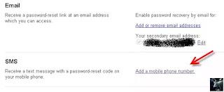 Langkah Lupa Kata Sandi Password Email Gmail
