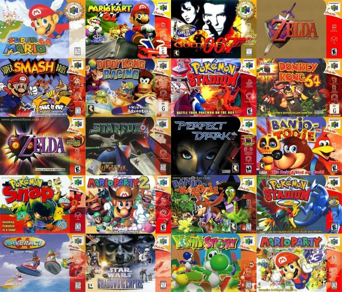 Gente Friki Super Mario 64 Nintendo 64