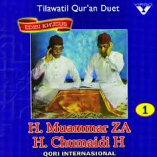 Mp3 Tilawah Qori' H. Muammar ZA (Surat Al Imran Ayat 26-27, Surat An Nisa Ayat 142-143)
