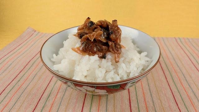 あさりの佃煮(しぐれ煮)のレシピ