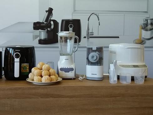 Empat Produk Terbaru Philips : Masakan Sehat itu Berawal dari Rumah