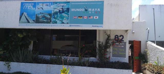 Hostel Mundo Maya em Cancún