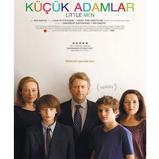 Küçük Adamlar (2016) Afiş