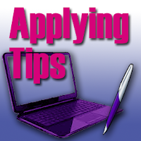 applying for a job, online job applications, applying online,