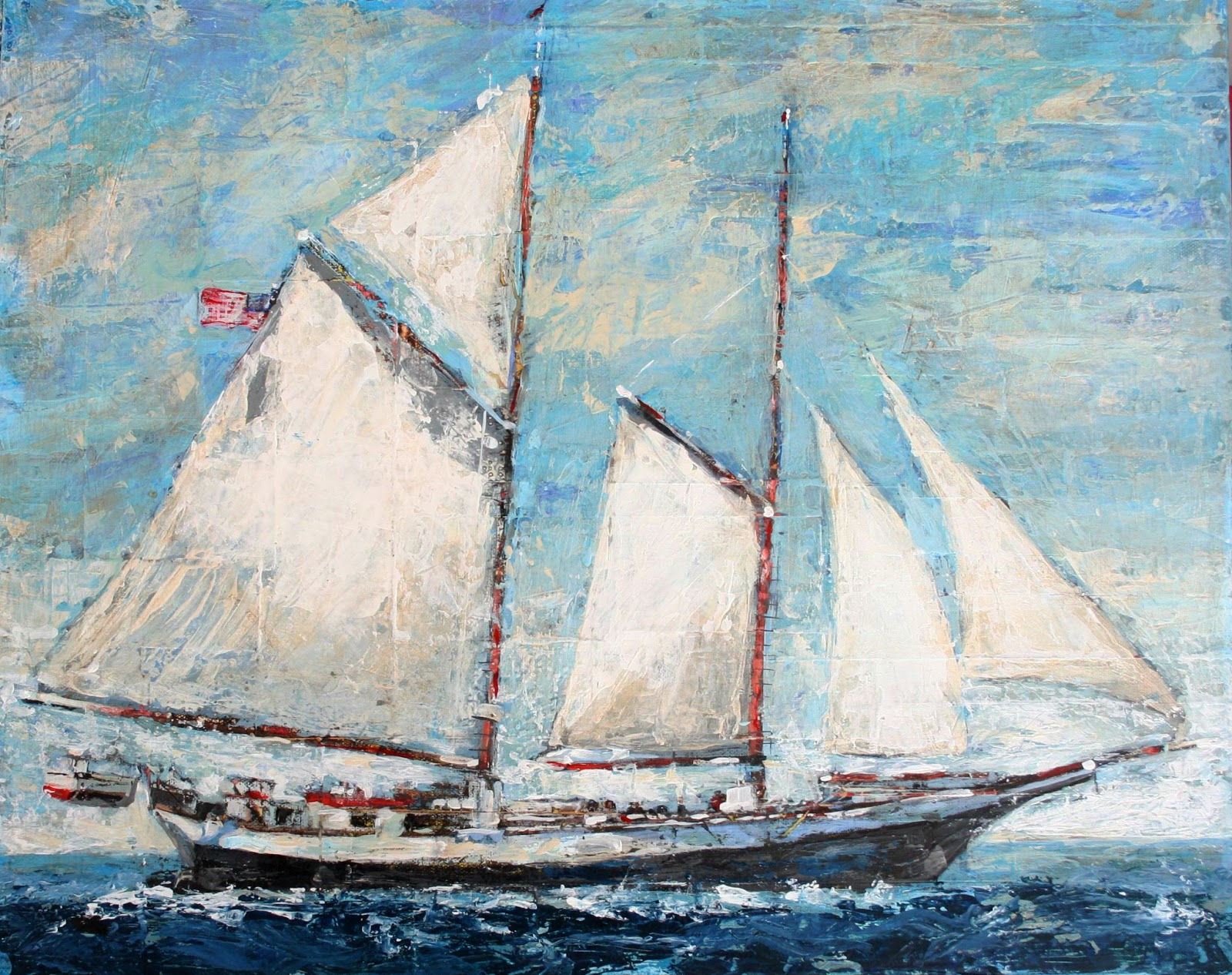 Thrill your walls now with a stunning Sailboats print from the world's largest art gallery. Choose from thousands of Sailboats artworks with the option to print on.
