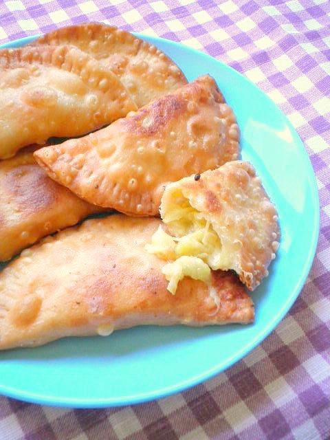 empanadillas de calabacín marnielatragona.blogspot.com.es