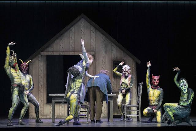 La Damnation de Faust, Glyndebourne, 18 May 2019