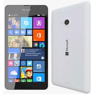 microsoft lumia 535ds smartphone –