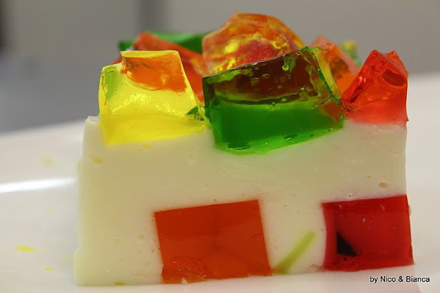Vodka Jelly Cake Recipe: Cooking With Nico And Bianca: Desserts