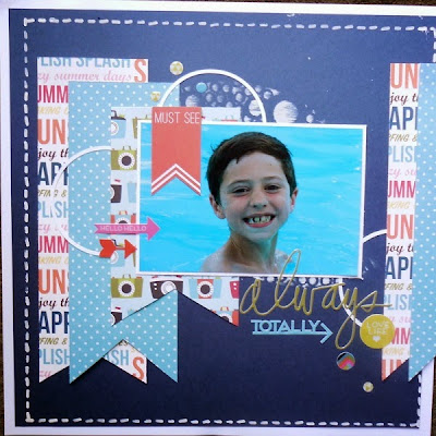 June My Creative Scrapbook Kits are a hit!