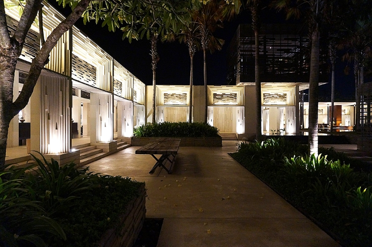 Euriental | fashion & luxury travel | Alila Villas Uluwatu, lobby area
